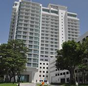 An affiliate of private equity firm giant Apollo Management is a big step closer to seizing the River Oaks Condominium on the Miami River after it won a $68.3 million foreclosure judgment.