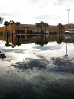 Stalled front floods some South Florida businesses