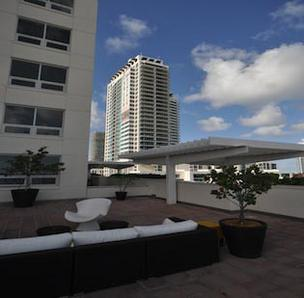 Buyers in the tower at Midtown Miami called 4 Midtown have an opportunity to take advantage of 97 percent financing as part of its sales program.