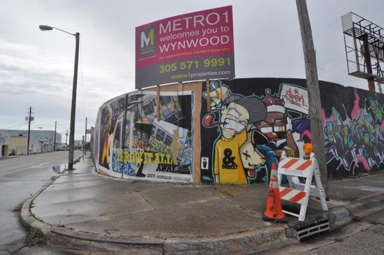 Miami's Wynwood neighborhood has been awarded two ArtPlace grants to support its burgeoning arts-related businesses.