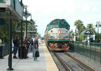 Tri-Rail wants to add commuter service to the Florida East Coast Railway.