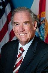 Florida Office of Financial Regulation Commissioner Drew Breakspear.