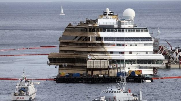 Titan Salvage was one of two companies tasked in the $800 million recovery operation of the 114,500-ton Costa Concordia