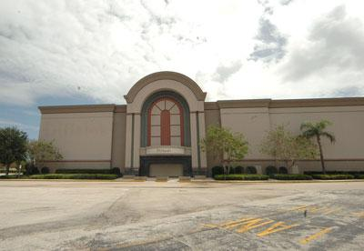 The shuttered Palm Beach Mall was sold for $25 million. Its new owner plans to redevelop the property as an outlet mall.