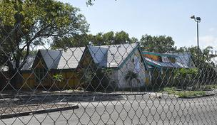 The site at 6300 N. Andrews Ave. in Fort Lauderdale will be redeveloped as a retail center.