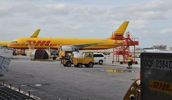DHL opens super-hub at CVG - Cincinnati Business Courier
