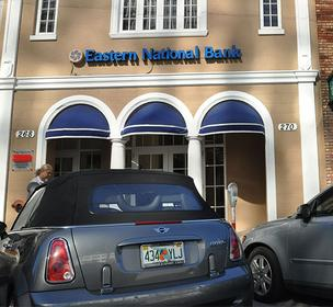 Eastern National Bank lost $211,000 in the fourth quarter.