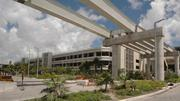 Tests are coming on the new Metrorail line to Miami International Airport's Miami Intermodal Center.