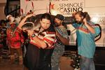 Seminole Tribe gaming gets $750M loan
