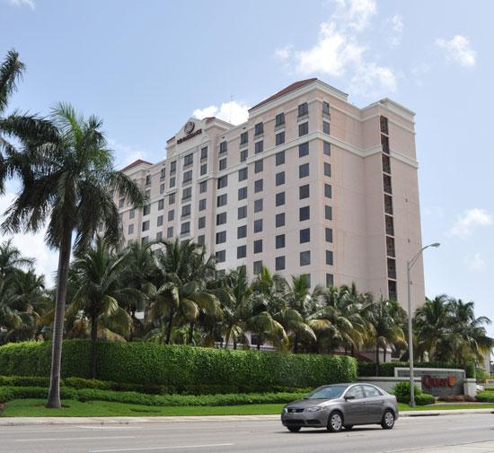The Span Renaissance Fort Lauderdale Cruise Port Hotel Has Been Targeted For Foreclosure