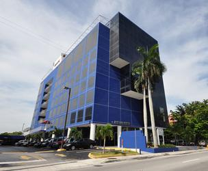 The Ruiz Law Centre in Miami, managed by attorney John H. Ruiz, is facing foreclosure.