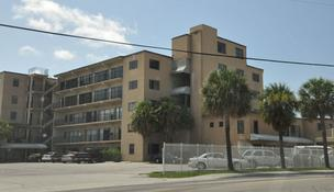 Most of the units in the Singer Island Yacht Club are in foreclosure.
