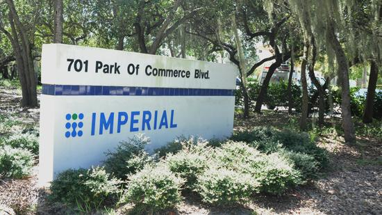 Imperial Holdings received a $300 million credit facility.