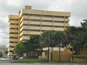 The AET 2 Airport Executive Center in Miami, which could be seized in foreclosure.