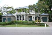 1607 E. Lake Drive, in Fort Lauderdale's Harbor Beach, sold for $5.8 million.