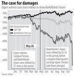 Plaintiffs make   damages case in trial against   BankAtlantic