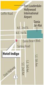 Proposed downtown Dania Beach hotel passes key milestone