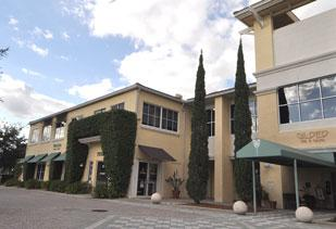 PGA Commons in Palm Beach Gardens is headed to foreclosure auction.