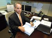 Bankruptcy court trustee Barry Mukamal has been keeping RoboVault operating during court proceedings.