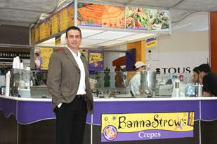 BannaStrow's CEO Mauricio Acevedo says the company plans to open 25 locations this year.