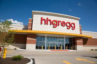 Hhgregg store sizes vary, but are generally larger than 30,000 square feet.
