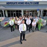 Advocate Home Care Services hopes to revolutionize home care for seniors.