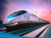 Amtrak's Acela, whose prices are already competitive with airline flight fares, is growing its passenger numbers.