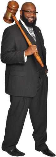 Christopher E. Benjamin, Attorney/Managing Shareholder, The Barrister Firm, P.A.