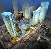 Brickell CitiCentre is expected to be a luxury project worth $1.05 billion.