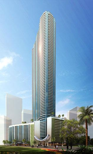 The city of Miami will submit plans for the 85-story Panorama Tower with its regional center application.