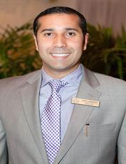 The Palace Group promoted Josh Cabrera to executive director.