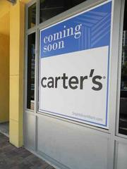 Carter's is one of the many new stores coming to the Shops of Midtown Miami.