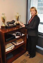 Lori Chevy, Broward County Market President, Bank of America