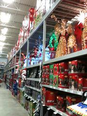A Lowe's Home Improvement in Southwest Ranches has already decked its aisles.
