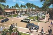Delray Marketplace has a tenant mix that is 15 percent restaurants and 85 percent retailers.