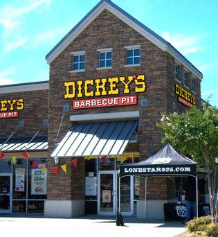 Dickey's Barbecue Pit has a 'hot prospect' looking to open in Boca Raton.