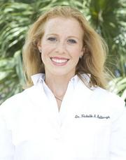 Pearle Vision hired Dr. Nickelle Kellough as optometrist.