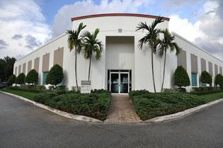 The Technology Business Center at the Research Park at Florida Atlantic University.