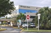 This Flagler Bank branch in Fort Lauderdale will soon belong to Banesco USA.