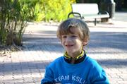 Matthew Kaplan, son of Paul and Michele Kaplan, who founded  Families for Fragile X, which is committed to raising funds for research  and spreading awareness.
