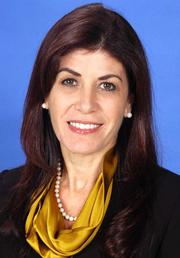 Luisa Gutman, Senior VP/COO, Holy Cross Hospital
