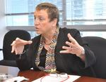 'Most powerful woman in banking' talks about HSBC in S. Fla.