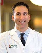 James Hoffman joined University of Miami's Sylvester Comprehensive Cancer Center as an assistant professor of medicine.