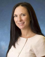Laura M. Kallus joined Caridad Center as executive director.