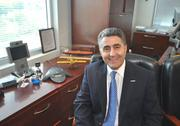 World Fuel Chairman and CEO Mike Kasbar leads the region's top public company.