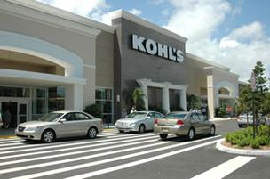 Kohl's has added its largest solar project to a distribution facility in Maryland.