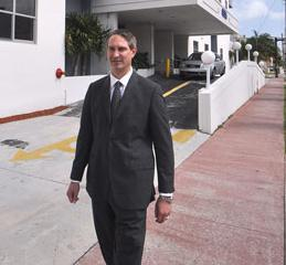 Attorney Ben Solomon.