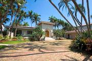 The 7,173-square-foot home at 1615 W. 27th St. in Miami Beach has six bedrooms.