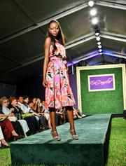 Peaches gets her wish to model at Fashion Week in South Beach.