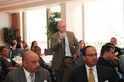 Jim Sink of assurance and tax consultancy McGladrey LLP addressed the panel regarded several issues.